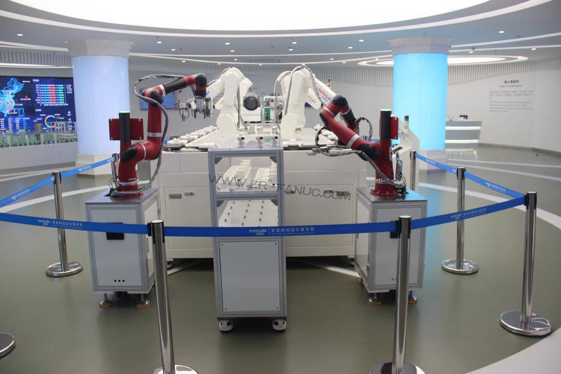 拓斯达全球开放日 加速崛起的国产机器人