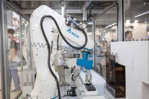 台达垂直多关节机器人DRV系列荣获iF产品设计大奖