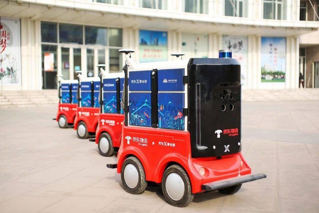 京东与新时达展开合作 物流机器人将启动规模化生产