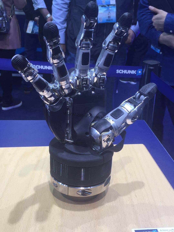 华南地区机器人市场潜力十足,雄克如何布局?