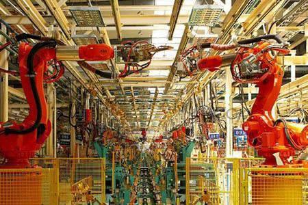 中国最大机器人产业基地沈阳启用