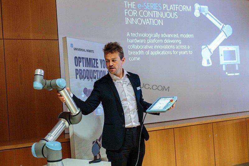 "Esben Stergaar荣获2018年恩格尔伯格奖――机器人技术领域的""诺贝尔奖"""