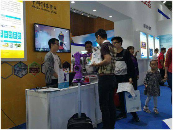 这家深圳创客公司造的机械臂 竟受国内外疯狂点赞