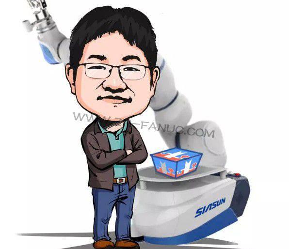 陈立:卖最贵的国产机器人