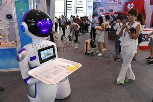 中国将来会击败西方 夺取机器人的控制权吗?