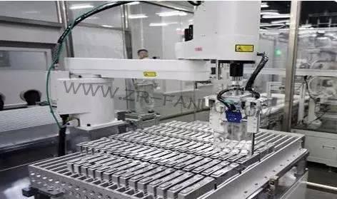 锂电池行业用工业机器人市场需求分析