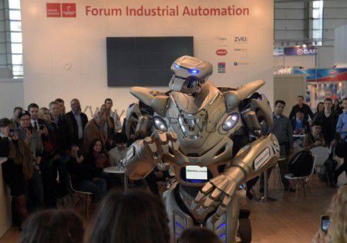 亚洲国际物流技术与运输系统展览会:机器人是物流的未来