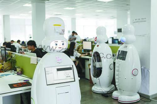 各国机器人企业逐鹿中国市场 关键技术依然落后