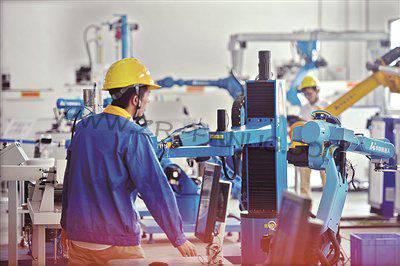 佛山:年内拟新增应用机器人3000台