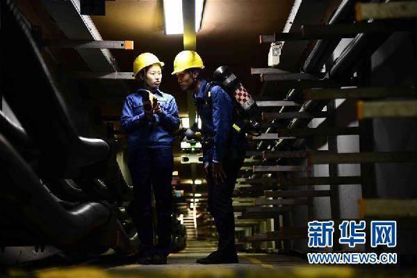 巡检机器人助力青岛电网智能化建设